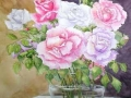 """""""Bouquet of roses"""" by Anne Whigham"""
