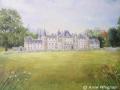 """Callendar House, Falkirk"" by Anne Whigham"