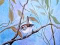 """Jenny wren"" by Anne Whigham"