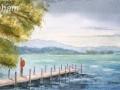 """Lake Windermere"" by Anne Whigham"