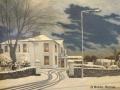 """""""Castlecary Hotel"""" by Bobby Rennie"""