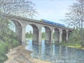 """Larbert Viaduct"" by Bobby Rennie"