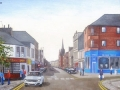 """Saturday morning shoppers, Alloa"" by Bobby Rennie"
