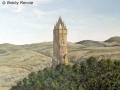 """""""Wallace Monument"""" by Bobby Rennie"""