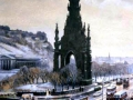 """""""Scott Monument"""" by Colin Nairns"""