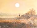 """""""Early morning walk"""" by Joan McLelland"""