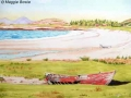 """""""Early Evening, Mellon Udrigle Beach"""" by Maggie Bowie"""