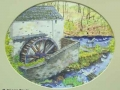 """""""Muckhart Mill"""" by Maggie Bowie"""