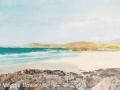 """""""Seilibost Beach Harris"""" by Maggie Bowie"""