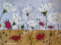 """End meadow"" by Margaret Hall"