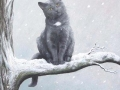 """""""My first winter"""" by Margaret MacGregor"""