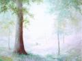 """""""A Misty Morning Walk"""" by Margaret MacGregor"""