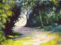 """A Mysticle Moment in Callendar Wood"" by Margaret MacGregor"