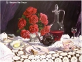 """Afternoon tea"" by Margaret MacGregor"