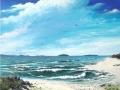 """Prince Charles Bay, Eriskay"" by Margaret MacGregor"