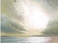 """Sunrise on the River Forth"" by Margaret MacGregor"