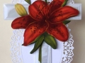 """With Deepest Sympathy"" - handmade card - by Margaret McCartney"