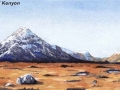 """""""Glencoe"""" by Val Kenyon"""
