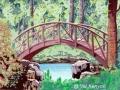 """""""Kinloch Castle Gardens"""" by Val Kenyon"""