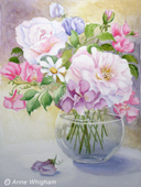 Summer bouquet by Anne Whigham