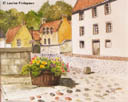 """The Square, Culross"" by Louise Finlayson"