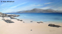 """Beach on Iona"" by Anne Whiteford"