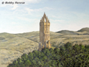 """Wallace Monument"" by Bobby Rennie"