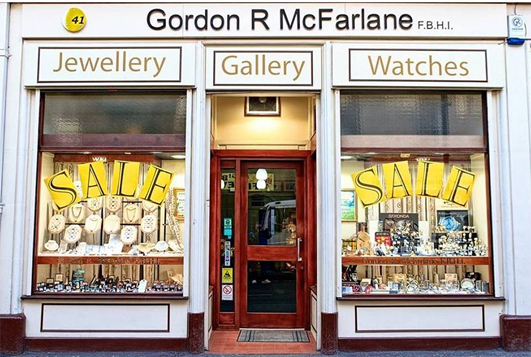 """The Gallery"" - 41 Mill Street, Alloa"